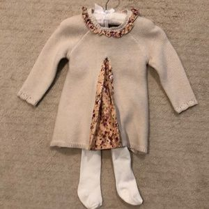 Cynthia Rowley sweater Dress size 6-9m